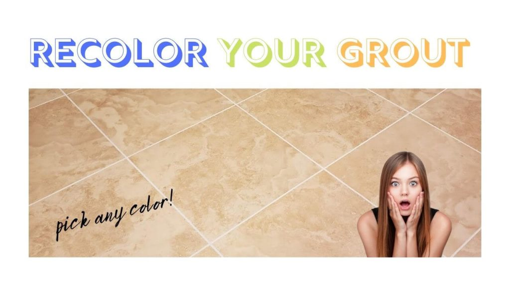 Recolor Your Grout