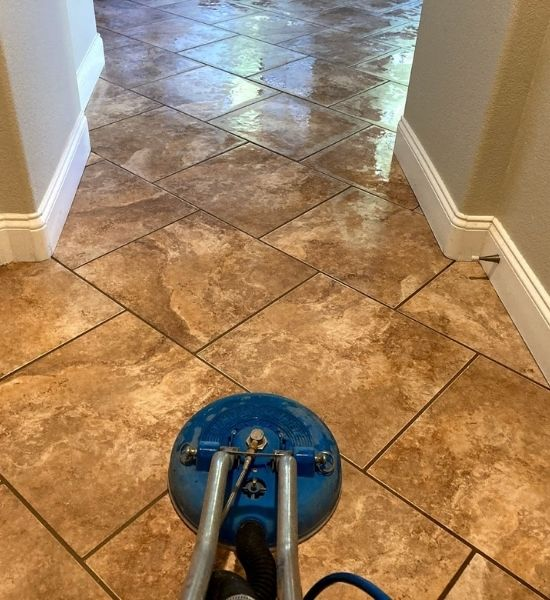 Professional Tile Grout Cleaning