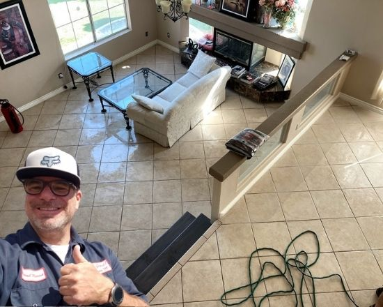 Tile and Grout Cleaning Service in Henderson