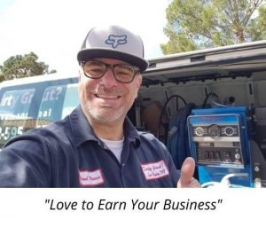Michael Marcus Love to Earn Your Business in North Las Vegas