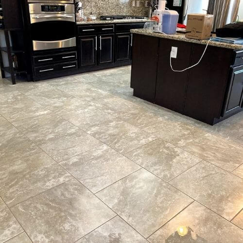Sealing your tile and grout