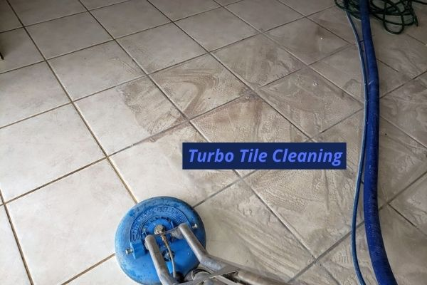 Turbo Tile Cleaning